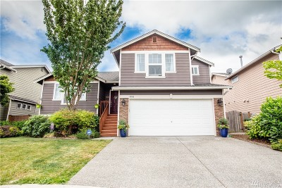 Stanwood Single Family Home For Sale: 6816 277th St NW