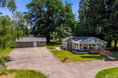 Olympia Single Family Home For Sale: 4632 Wiggins Rd SE
