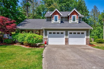Port Orchard Single Family Home Pending: 4270 Siana Place SE