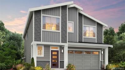 Marysville Single Family Home For Sale: 8753 75th (Lot 12) St NE