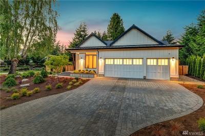 Kirkland Single Family Home For Sale: 9016 Slater Ave NE