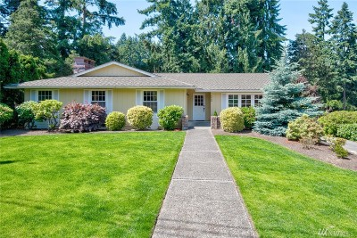 Edmonds Single Family Home For Sale: 9722 242nd Place SW