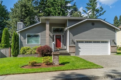 Kirkland Single Family Home For Sale: 13004 NE 103rd Place