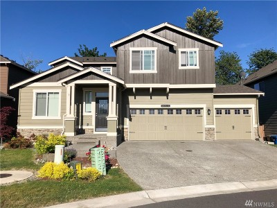 Renton Single Family Home For Sale: 18812 179th Pl SE