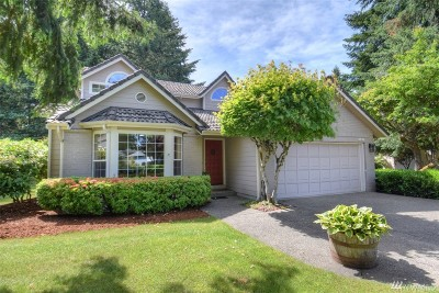 Olympia Single Family Home For Sale: 3735 Indian Summer Ct SE