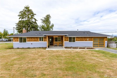 Coupeville Single Family Home For Sale: 202 NE 4th St