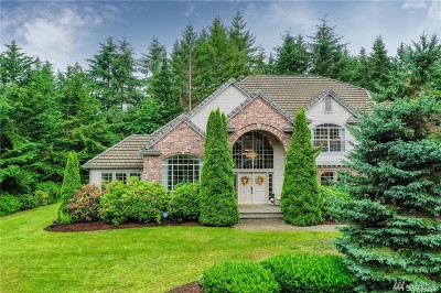 Pierce County Single Family Home Contingent: 11812 Sorrel Run NW