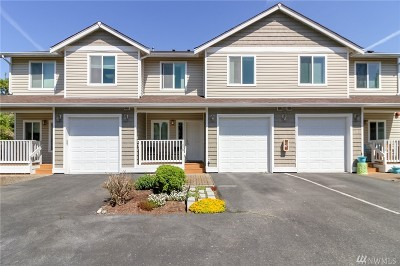 Burien Condo/Townhouse For Sale: 1036 SW 130th St #B