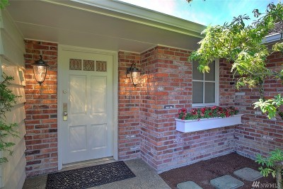 Bellevue Single Family Home For Sale: 9905 Belfair Lane