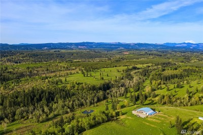 Lewis County Residential Lots & Land For Sale: Middle Fork Rd