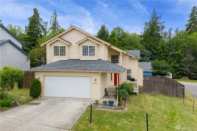 Port Orchard Single Family Home Pending Inspection: 2971 Lowren Lp