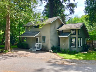 Bellingham WA Single Family Home For Sale: $279,900