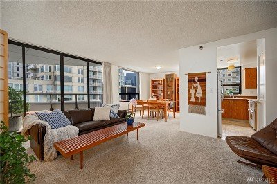 Seattle WA Condo/Townhouse For Sale: $475,000