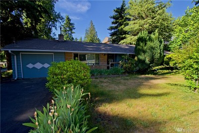 Lynnwood Single Family Home For Sale: 7205 197th St SW