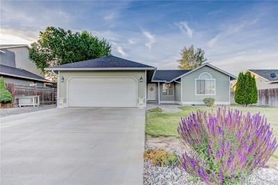 Moses Lake WA Single Family Home For Sale: $197,500