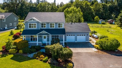 Bellingham Single Family Home Contingent: 2797 Murphy Place