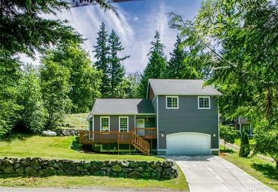 Hansville Single Family Home For Sale: 37046 Aspen Wy NE