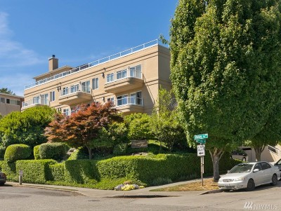 Seattle Condo/Townhouse For Sale: 801 2nd Ave N #202