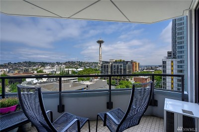 Seattle WA Condo/Townhouse For Sale: $599,000