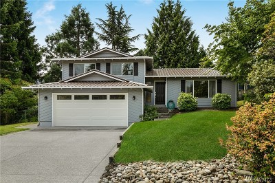 Bothell Single Family Home For Sale: 410 169th St SE