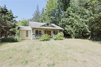 Allyn Single Family Home For Sale: 4443 E Grapeview Loop Rd