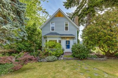 Everett Single Family Home For Sale: 3831 Friday Ave