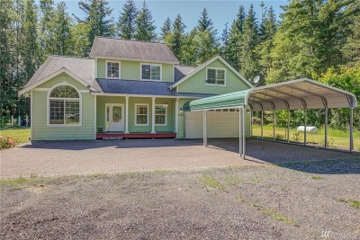 Custer Single Family Home For Sale: 8183 Custer School Rd