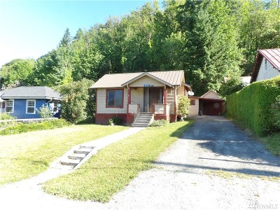 Skagit County Single Family Home For Sale: 45183 Main St