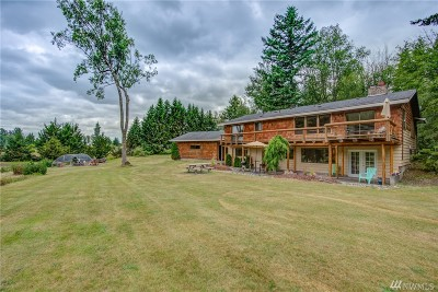 Skagit County Single Family Home For Sale: 6577 Bridgewater Lane