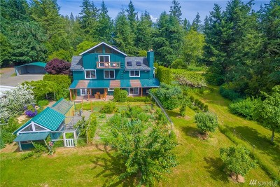 Bellingham Single Family Home For Sale: 5187 Ranchos Rd