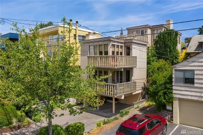 Seattle Multi Family Home For Sale: 2316 Fairview Ave E