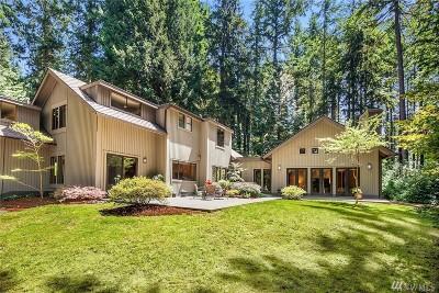 Bellevue Single Family Home For Sale: 3211 134th Ave NE
