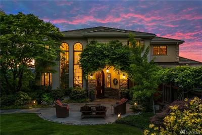 Bellevue Single Family Home For Sale: 4625 Somerset Dr SE