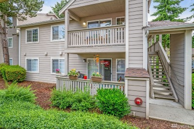 Everett Condo/Townhouse For Sale: 215 100th St SW #D202