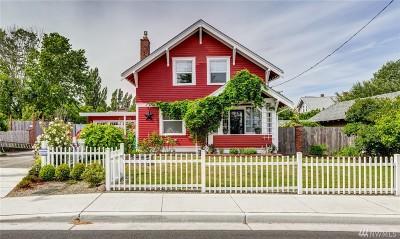 Ferndale Single Family Home For Sale: 2112 Washington St
