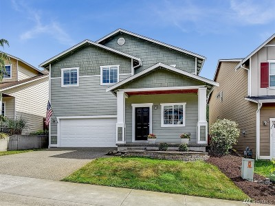Maple Valley Single Family Home Contingent: 25327 SE 279th Place