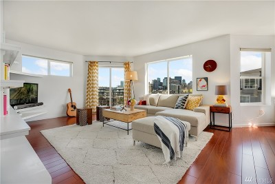 Condo/Townhouse Sold: 500 Aloha St #308