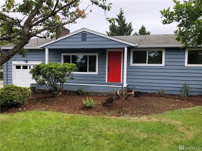 Tacoma Single Family Home For Sale: 1402 S 84th St
