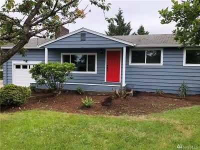 Tacoma WA Single Family Home For Sale: $364,900