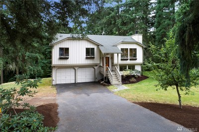 Woodinville Single Family Home For Sale: 16711 NE 139th Place