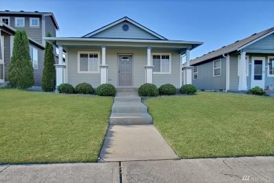 Yelm Single Family Home For Sale: 14463 Lockwood Lane SE