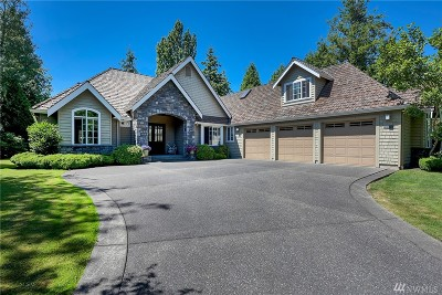 Whatcom County Single Family Home For Sale: 8785 Goshawk Rd