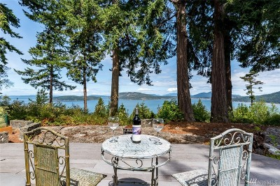 Anacortes, La Conner Single Family Home For Sale: 4043 Edith Point Rd