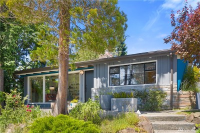 Seattle Single Family Home For Sale: 2916 W Thurman St