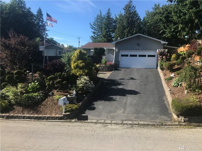 Sedro Woolley Single Family Home Pending: 902 Marie Place