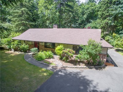 Olympia Single Family Home For Sale: 3939 Steamboat Lp NW