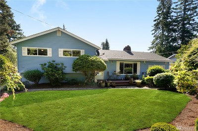 Edmonds Single Family Home For Sale: 7730 201st St SW