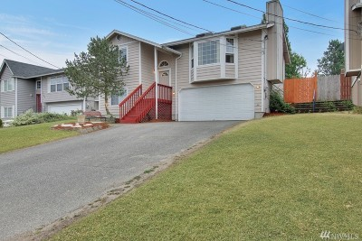 Tacoma Single Family Home For Sale: 1724 S 47th St