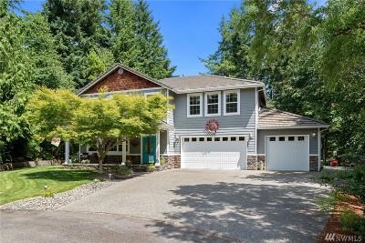Poulsbo Single Family Home For Sale: 1012 NE Mount Ellinor Place