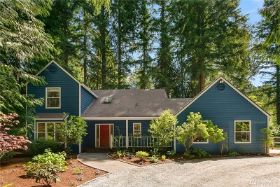 Redmond Single Family Home For Sale: 4402 228th Ave NE